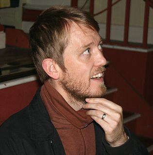 Alun Cochrane British comedian