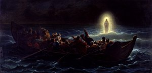 Jesus walking on water - Wikipedia