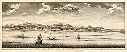 Ambon around 1725