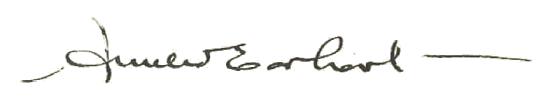 Amelia Earhart (signature)