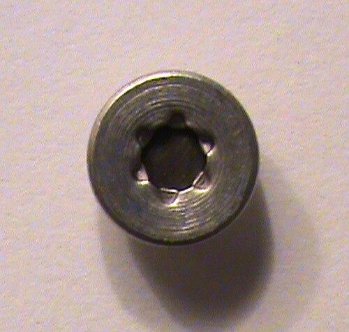 Americium-241 Sample from Smoke Detector