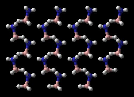 جزء من البنية البلورية للبورازان[5]
