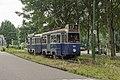 Amsterdam Museum Tram 909 richting Haarlemmermeerstation (29376831456).jpg