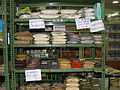 An organic food stall.JPG