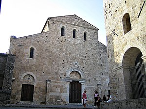 Anagni - The Cathedral of Anagni.
