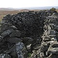 Ancient cairn on Garn Gron's main summit - geograph.org.uk - 1214497.jpg