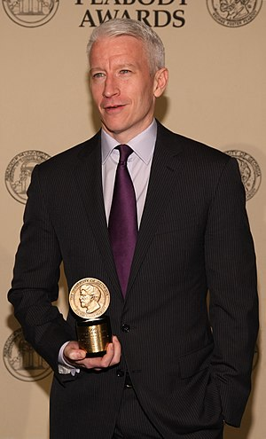 Anderson Cooper - Anderson Cooper at the 71st Annual Peabody Awards (Astoria Hotel, 21 May 2012).