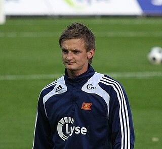 André Danielsen Norwegian footballer