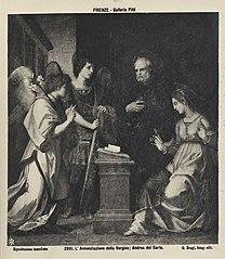 Annunciazione coi santi Michele Arcangelo e Godenzo