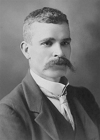 Andrew Fisher - Fisher in 1904, around the time of the Watson Government.