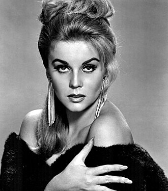 Ann-Margret - Publicity photo from 1960s