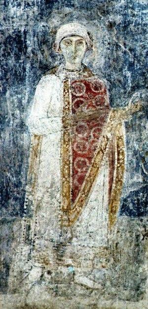 Anne of Kiev - Anne of Kiev (Saint Sophia's Cathedral, Kiev)