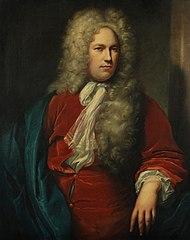 Portret van mr. Diederik Willemsz. Van Hogendorp (1696-1760)