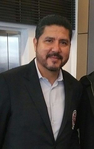 Anthony Calvillo - Calvillo at the 2017 CFLAA Legends Luncheon in Ottawa.