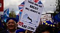 Anti-Brexit, People's Vote march, London, October 19, 2019 05.jpg