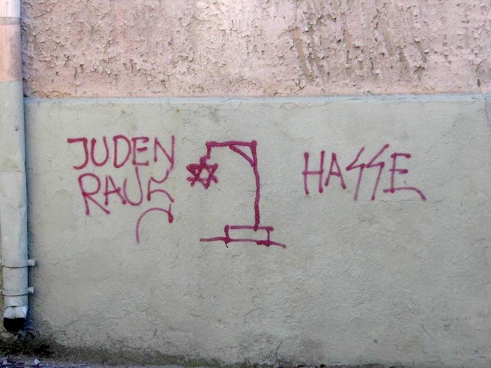 Anti-Semitism Klapeida