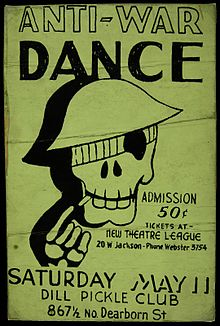 Dill Pickle Anti-war Dance