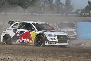 2015 World RX of Argentina - Anton Marklund and Kevin Hansen