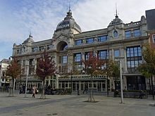 Antwerp Travel Guide At Wikivoyage