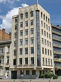 Edificio residencial Van Rijswijck 160, Antwerpen (1931)