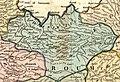 Anville, Jean Baptiste Bourguignon. Turkey in Asia. 1794 (CA).jpg