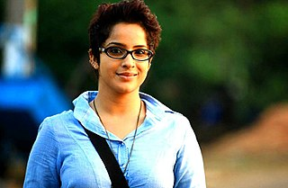 Aparna Gopinath Indian actress