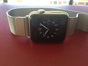 Gadget - Smartwatches are commonly used gadgets.
