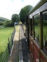 Approaching Brynglas, on the Talyllyn Railway - geograph.org.uk - 1415175.jpg