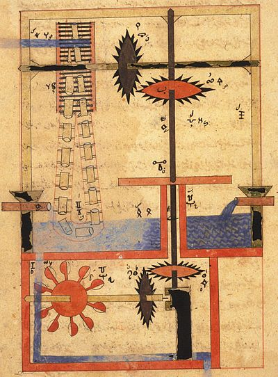 Arabic Machine Manuscript. Unknown date (at a guess: 16th to 19th centuries). Arabic machine manuscript - Anonym - Ms. or. fol. 3306 c.jpg
