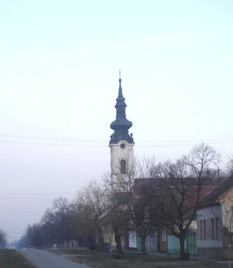 Aradac, Evangelical Church