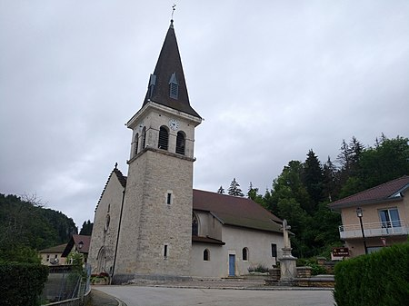 Église Saint-Laurent d'Arbent