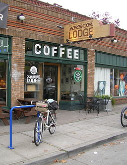 Arbor Lodge Coffee - By beth h (Flickr) [CC-BY-2.0 (http://creativecommons.org/licenses/by/2.0)], via Wikimedia Commons