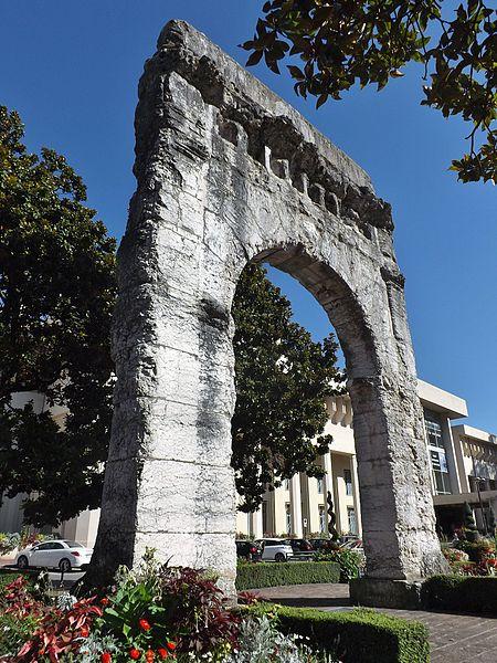 Arc de Campanus (Florian Pépellin)