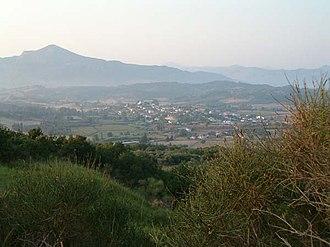 Nea Sinopi - The village Archangelos