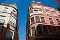 Architectural lines of the streets of Málaga, Andalusia, Spain, Southeastern Europe.jpg