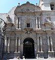 Arequipa.- L'église des Jésuites.jpg