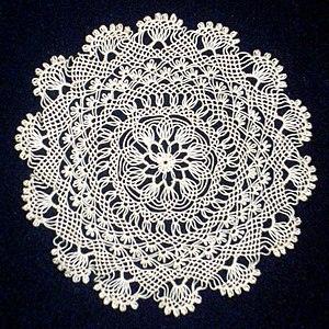 Armenian needlelace - Armenian Needlelace circa 2004
