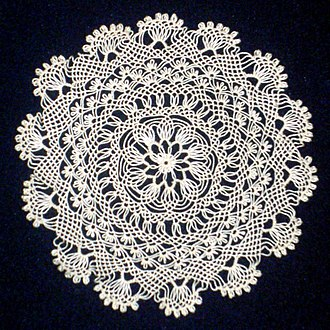Armenian needlelace - Armenian Needlelace circa 2004