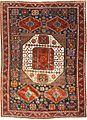 Armenian rug Paraka with a stellar ornament, No. 6704-1.jpg