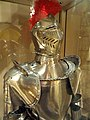 Armor for youth, south Germany or Austria, 1555-1560 - Higgins Armory Museum - DSC05654.JPG