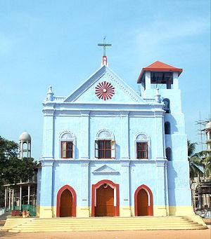 Aroor - St. Augustine's Church, Aroor