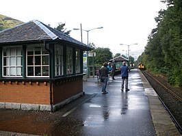 Arrochar and Tarbet railway station - geograph.org.uk - 1455223.jpg