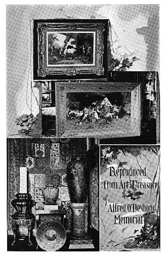 Alfred O. Deshong - Art treasures of the Alfred O. Deshong Memorial