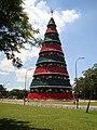 Arvore de Natal do Pq Ibirapuera - São Paulo - panoramio.jpg