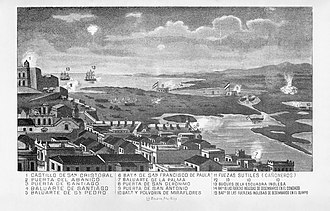 Print showing the battlefield. Asedio Ingles.jpg