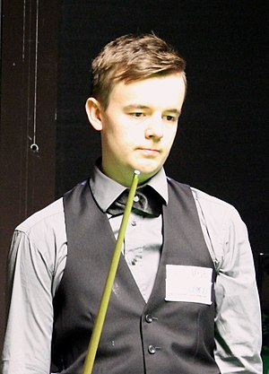 Ashley Hugill - Paul Hunter Classic 2016