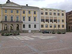 Ampliación del Palacio de Justicia de Gotemburgo, (1934-37)
