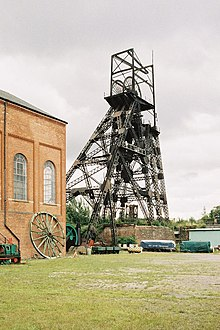 List Of Collieries In Astley And Tyldesley Wikipedia