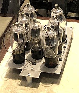 Atanasoff–Berry computer - Add-subtract module (reconstructed) from Atanasoff–Berry Computer