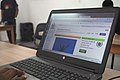 Atelier d'écriture - Wikipédia - WLA2019 Bénin 5.jpg